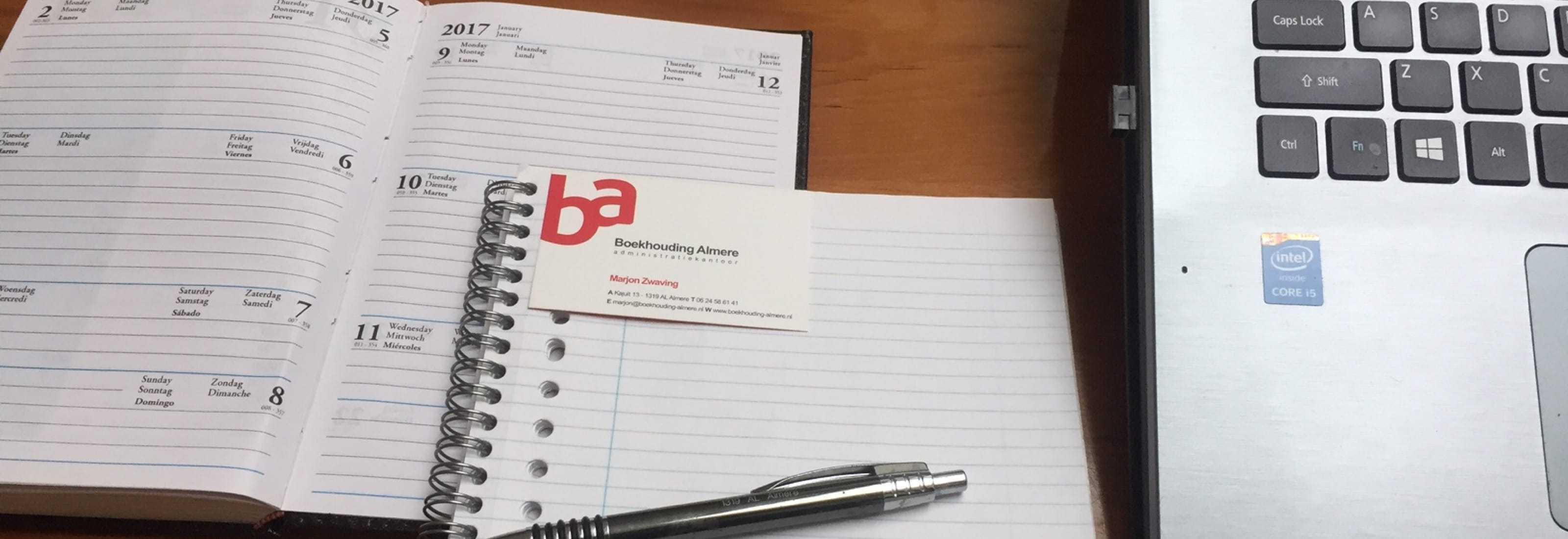 Boekhouding Almere - Administratiekantoor in Almere