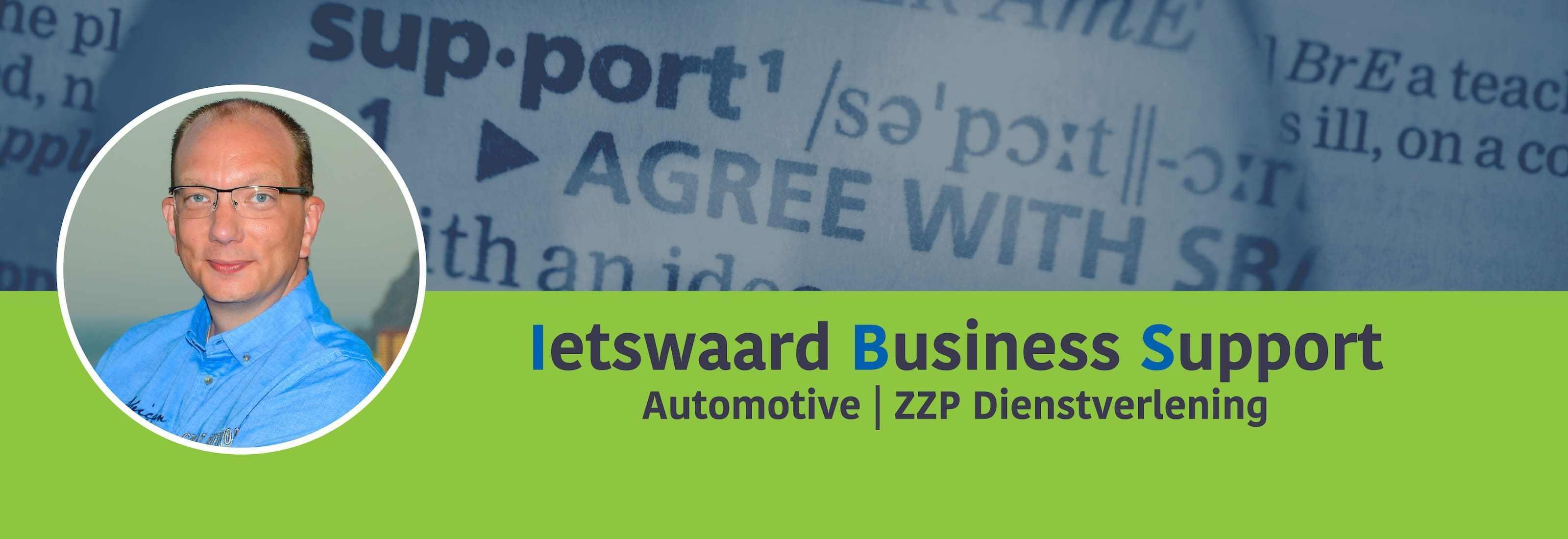 Ietswaard Support - VA Commercieel & Administratief Business Support in Alphen aan den Rijn