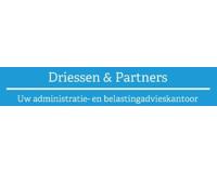 Logo van Driessen & Partners - Administratie- en belastingadvieskantoor in Middelburg