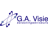 Logo van G.A. Visie - Belastingadvies- en administratiekantoor in Alphen aan de Rijn