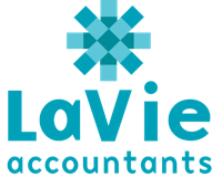 Logo van LaVie Accountants en Belastingadviseurs - Accountants- en belastingadvieskantoor