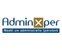 Logo van AdminXper - Administratie en belastingadvieskantoor