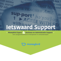 Logo van Ietswaard Support - Business & Administratie Support