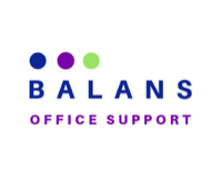Logo van Balans Office Support - Administratiekantoor in Nieuwendijk