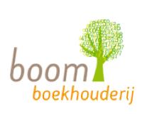 Logo van Boom Boekhouderij - Administratiekantoor