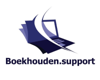 Logo van Boekhouden.support - Administratie- en advieskantoor