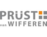 Logo van Prüst van Wifferen - Accountantskantoor in Den Haag en Zeist