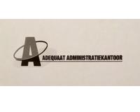 Logo van Adequaat - Administratiekantoor