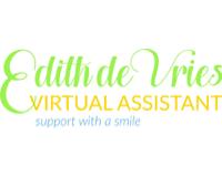Logo van Edith de Vries - Virtual Assistant - Virtual Assistant