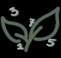 Logo van Numbers & Nature - Zelfstandig professional