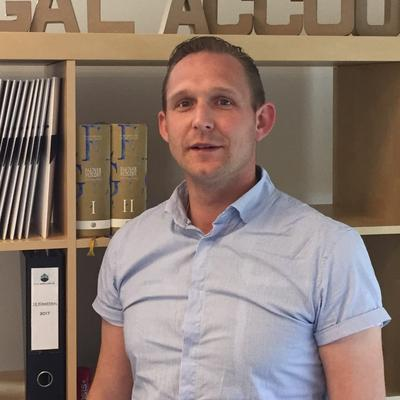 Victor Akkermans - Boekhouder in Breda