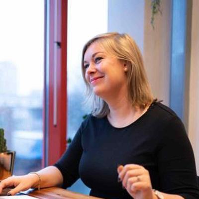 Ilse van Vuuren - Eigenaar boekhoudkantoor in Amsterdam