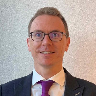 Peter Vreeman - Directeur in Purmerend