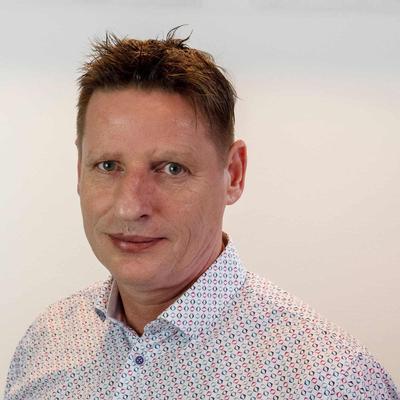 Harry Veen - directeur in Garsthuizen