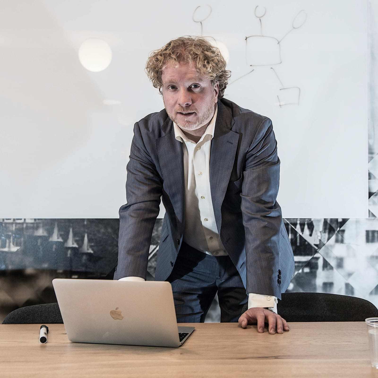 Pieter Bogmans - Belastingadviseur in Amsterdam