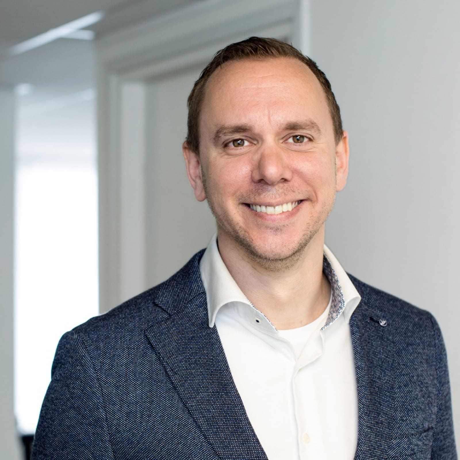 Edwin de Groot - MKB-adviseur in Enschede