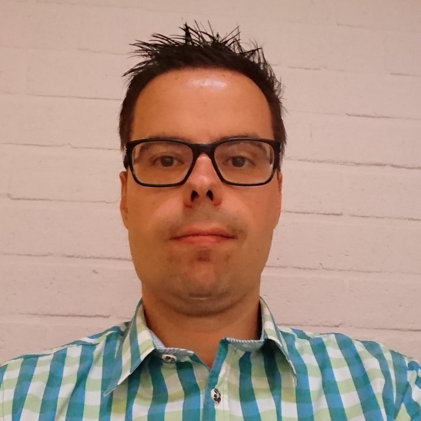 Arjan Heinen - eigenaar administratiekantoor in Bunschoten-Spakenburg