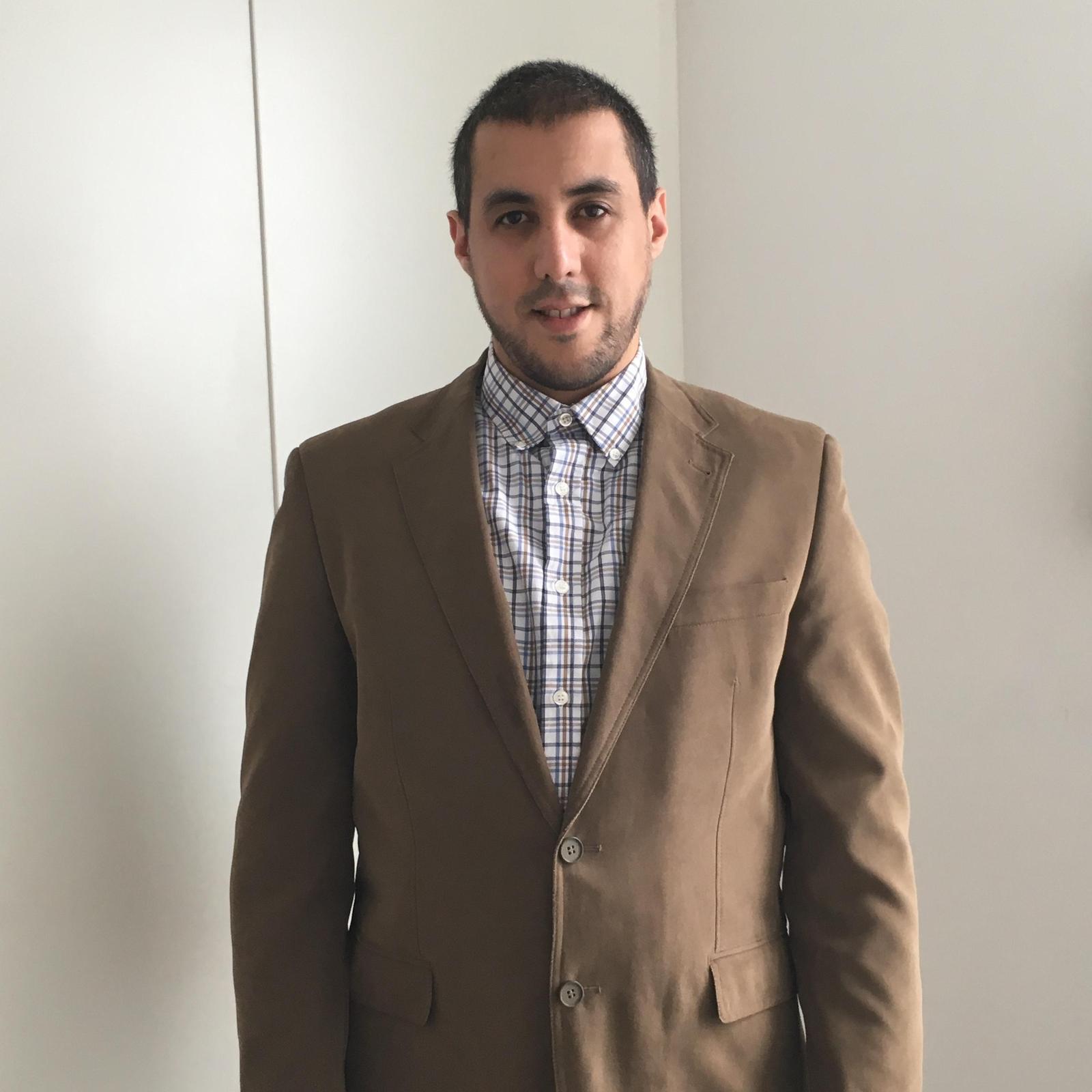 Mohamed Hidara - Stagiair fiscaal accountant in Leuven en Hasselt